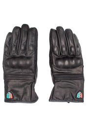 Buy the corazzo caldo leather motorcycle gloves online at Moto Est. Australia 3