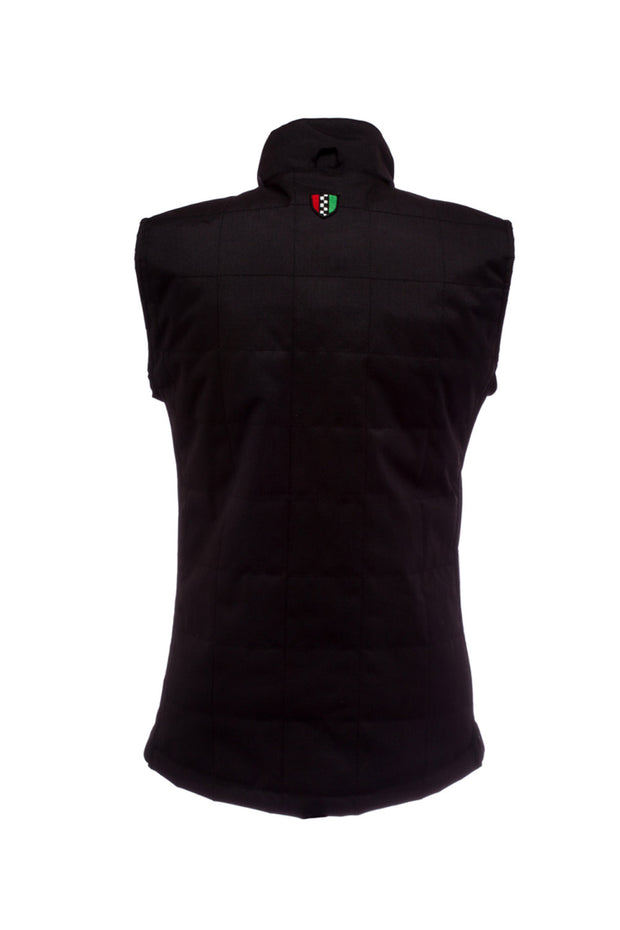 Corazzo Design Cordura Motorcycle Vest in Black online at Moto Est. Australia 1