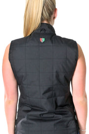 Corazzo Design Cordura Motorcycle Vest in Black online at Moto Est. Australia 3