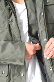 Buy the corazzo cordura vest olive online at Moto Est. Australia 6