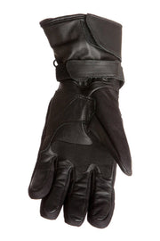 Buy the inverno glove black online at Moto Est. Australia