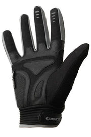 Buy the urbano gloves black online at Moto Est. Australia