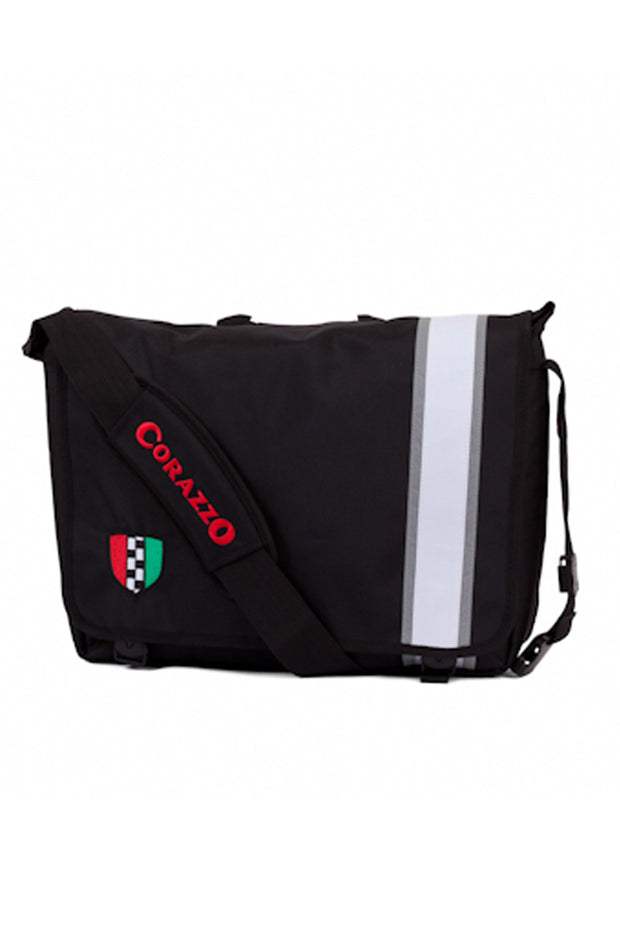 Corazzo Design Messenger Bag online at Moto Est. Australia