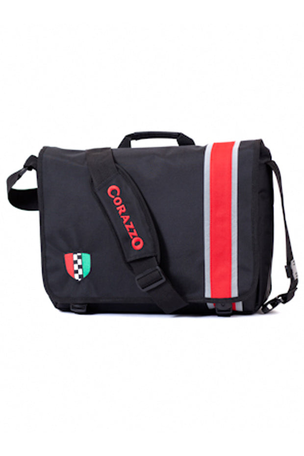 Buy the messenger bag online at Moto Est. Australia 3