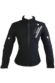 Corazzo Design Regata Women's Vegan Motorcycle Jacket online at Moto Est. Australia