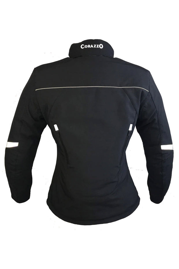 Buy the corazzo regata womens motorcycle jacket online at Moto Est. Australia