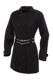 Buy the turiste trenchcoat black online at Moto Est. Australia 4
