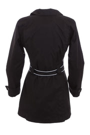 Buy the turiste trenchcoat black online at Moto Est. Australia