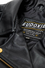 Buy the burning heart leather jacket online at Moto Est. Australia 6