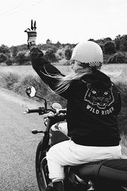 Eudoxie Charly Windcheater Ladies Motorcycle Reflective Rain Jacket online at Moto Est.