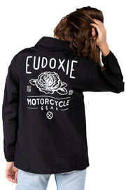 Eudoxie Eugenie Women's Reflective Motorcycle Rain Jacket online at Moto Est. Australia