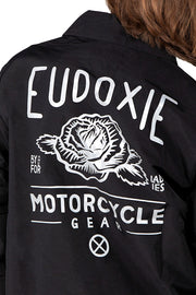 Buy the eugenie reflective rain jacket online at Moto Est. Australia 3