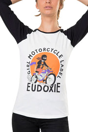 Buy the nas womens baseball tee 1 online at Moto Est. Australia 3