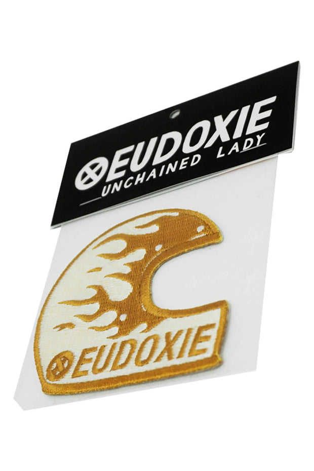 Eudoxie Flame Patch online at Moto Est. Australia