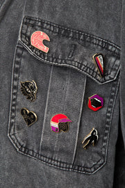 Buy the helmet pin pink online at Moto Est. Australia 3