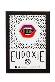 Eudoxie Ride Pin online at Moto Est. Australia