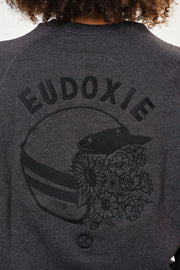 Eudoxie  Bonnie Embroidered Women's Sweatshirt detail