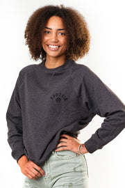 Eudoxie  Bonnie Embroidered Women's Sweatshirt moto est australia