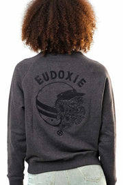 Eudoxie  Bonnie Embroidered Women's Sweatshirt