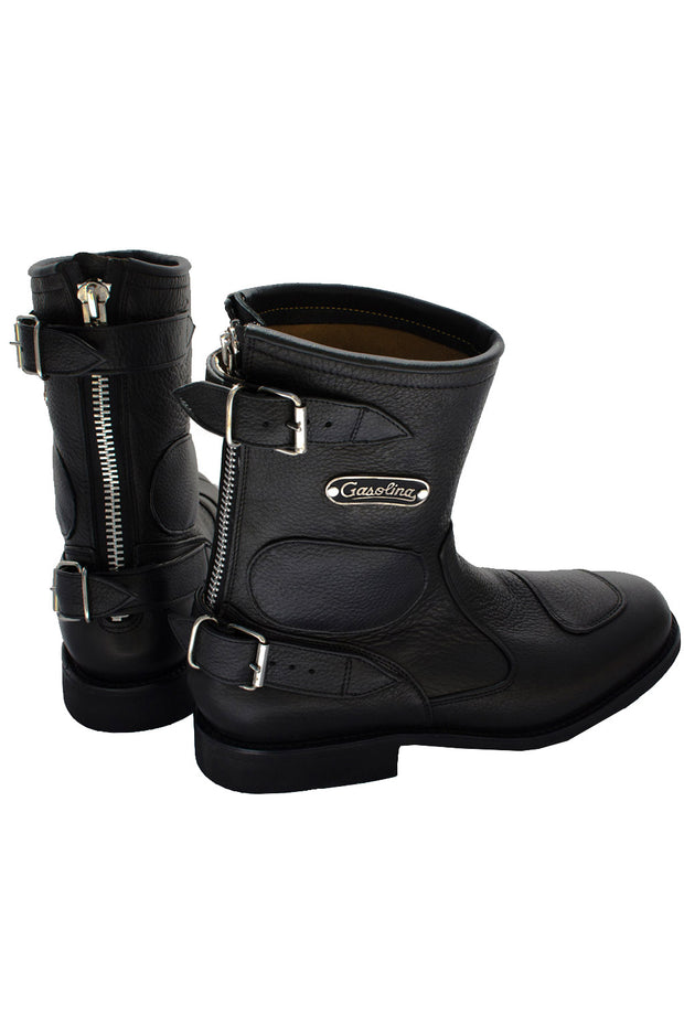 Buy the gasolina shortcut boots online at Moto Est. Australia