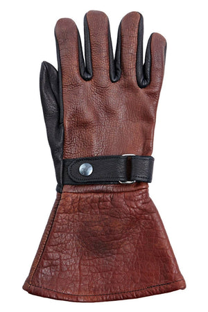 Gauntlet Winter Lined Motorcycle Gloves