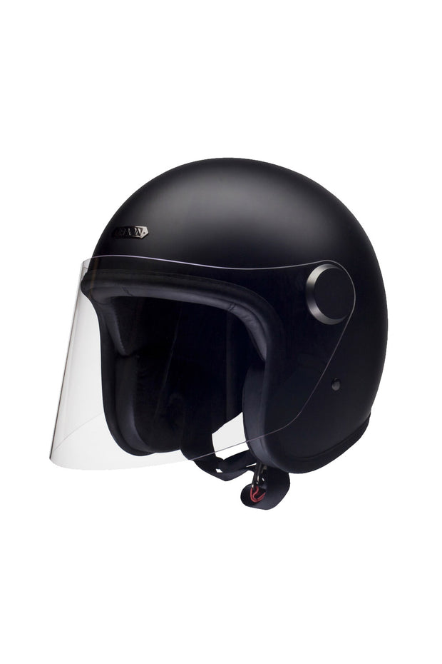 HEDON Epicurist Motorcycle Helmet in Coal online at Moto Est. Australia