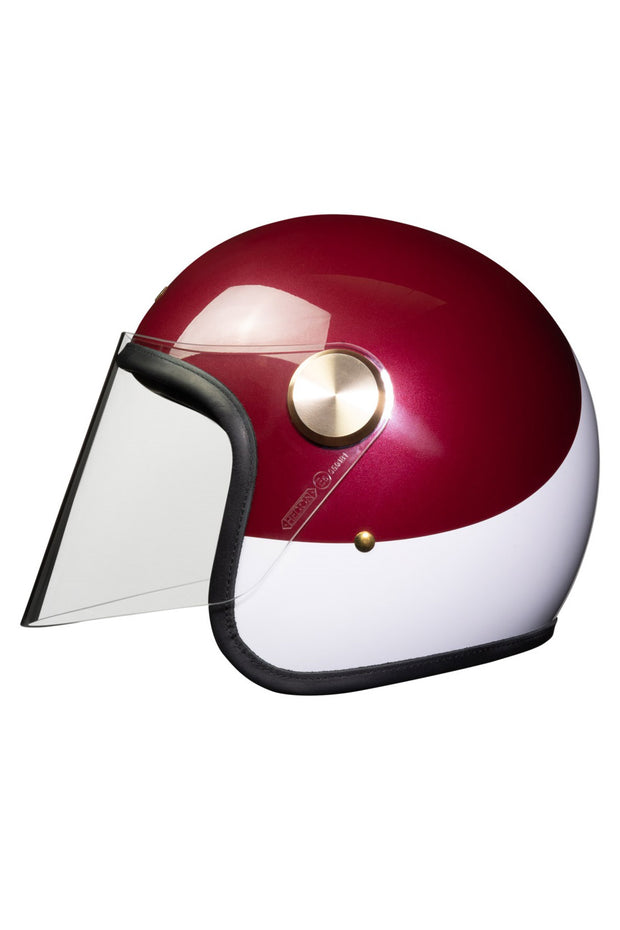Buy the hedon epicurist motorcycle helmet crimson tide online at Moto Est. Australia