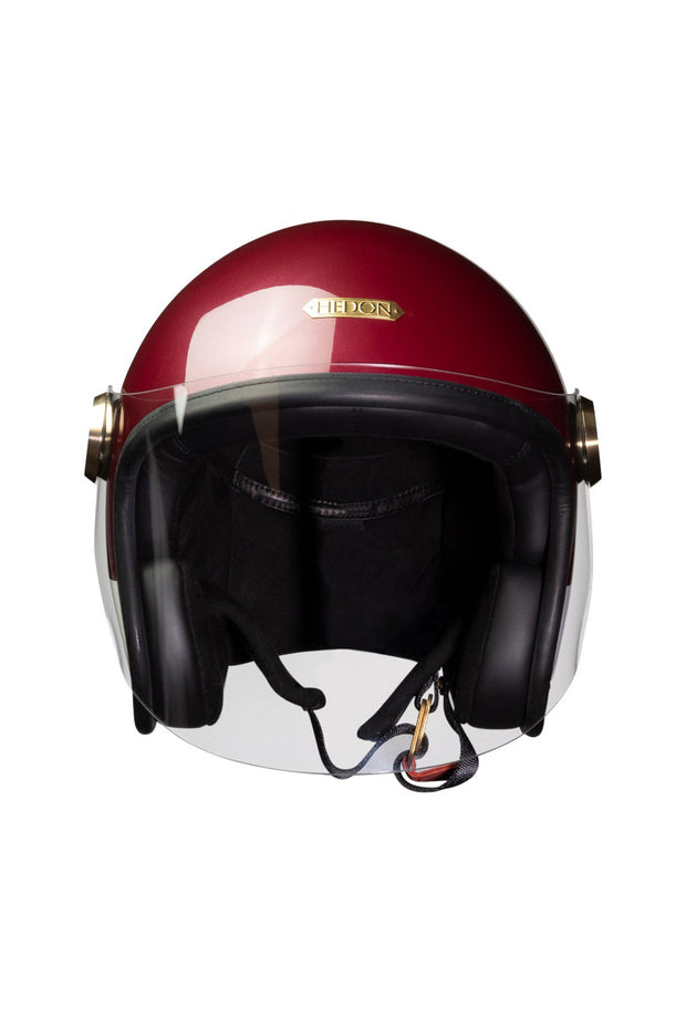 Buy the hedon epicurist motorcycle helmet crimson tide online at Moto Est. Australia 3