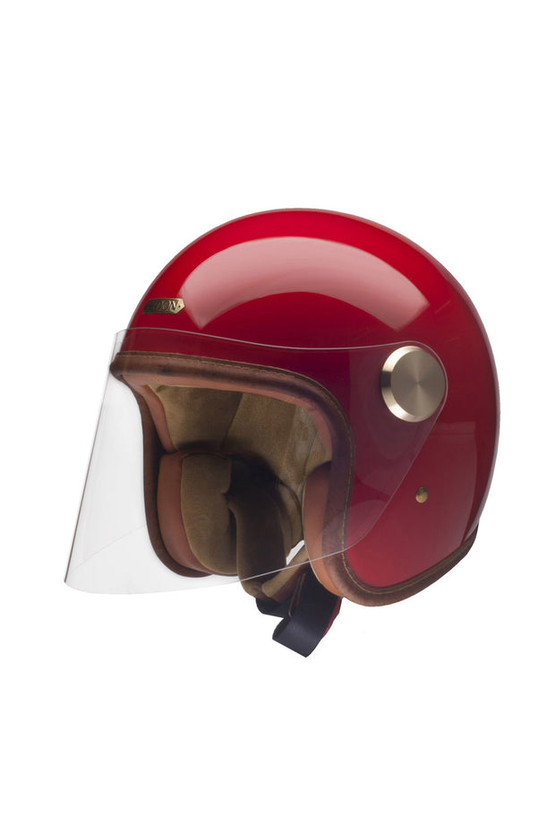 HEDON Epicurist Motorcycle Helmet in Rouge online at Moto Est. Australia