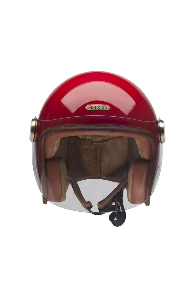 Buy the epicurist helmet rouge online at Moto Est. Australia 3