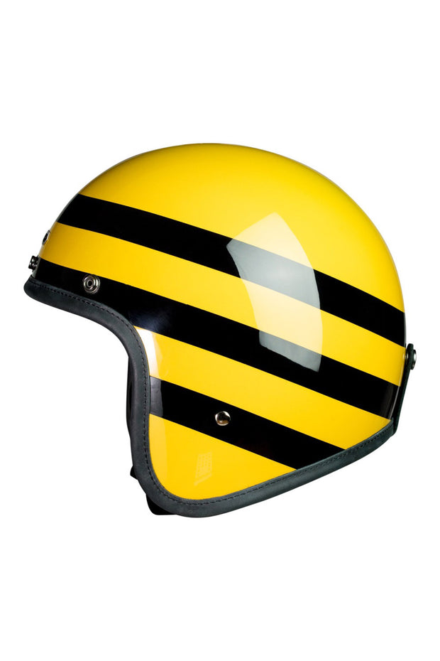 Buy the hedon hedonist motorcycle helmet bumblebee online at Moto Est. Australia