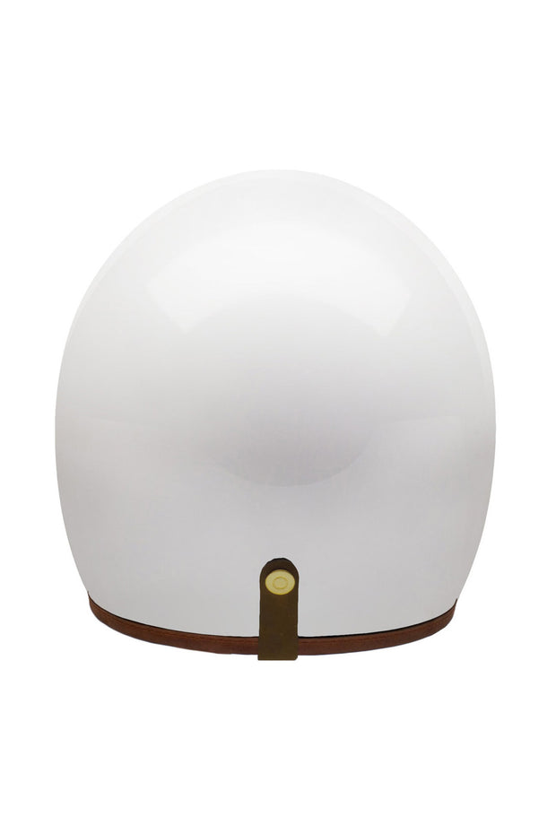Buy the hedonist helmet knight white online at Moto Est. Australia 4