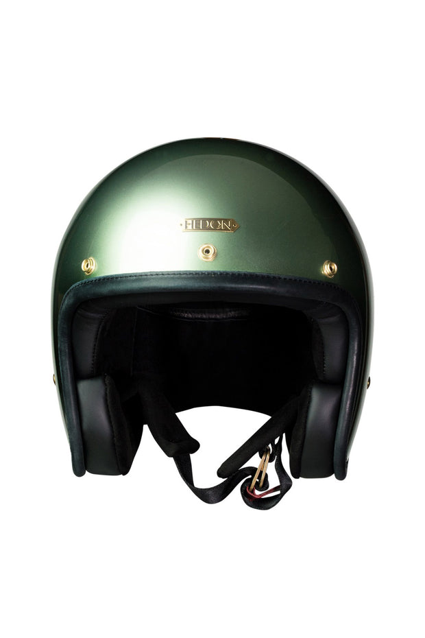 Buy the hedon hedonist motorcycle helmet metallic jane online at Moto Est. Australia 3