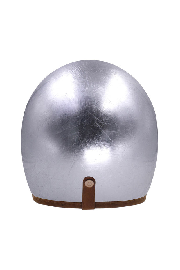Buy the hedonist helmet silver lining online at Moto Est. Australia 4
