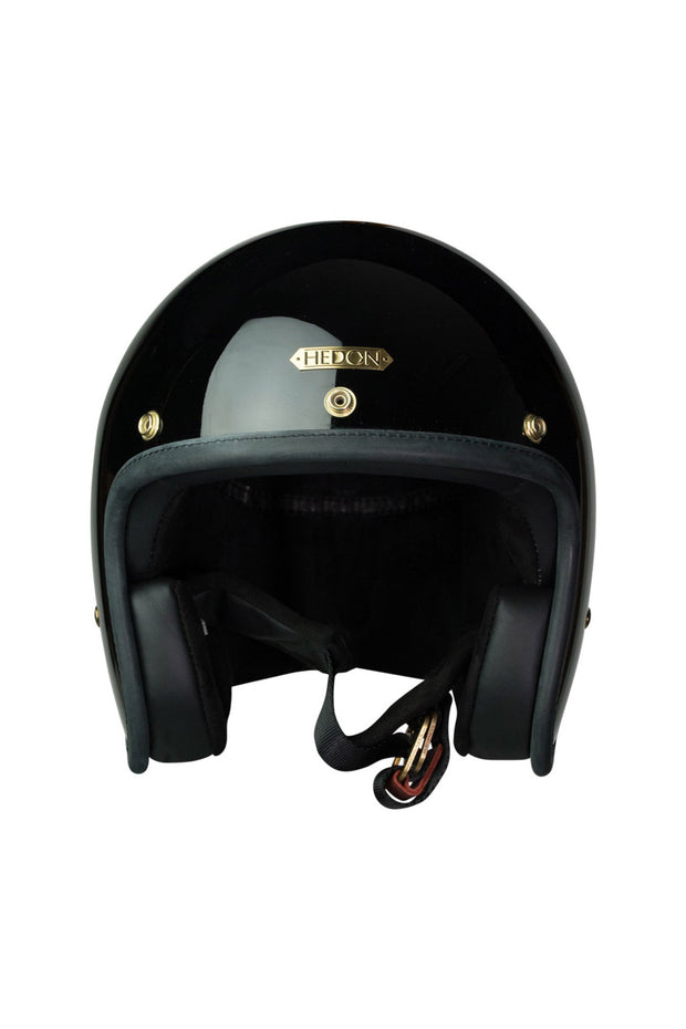 Buy the hedon hedonist motorcycle helmet spades online at Moto Est. Australia 3