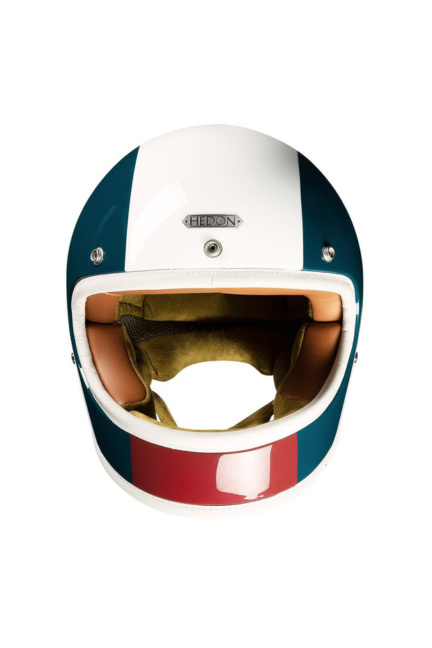 Buy the hedon heroine classic motorcycle helmet 60s online at Moto Est. Australia 3