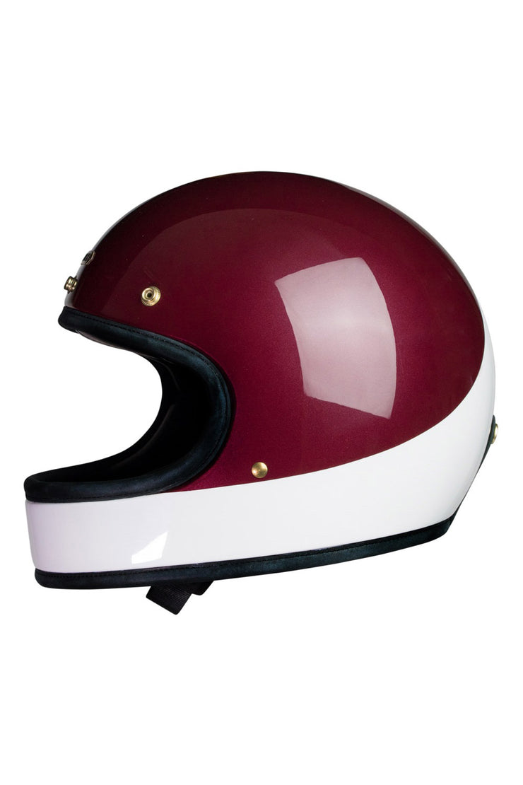 Buy the hedon heroine classic motorcycle helmet crimson tide online at Moto Est. Australia