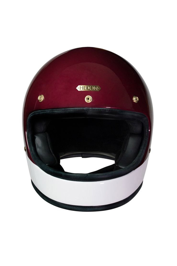 Buy the hedon heroine classic motorcycle helmet crimson tide online at Moto Est. Australia 3