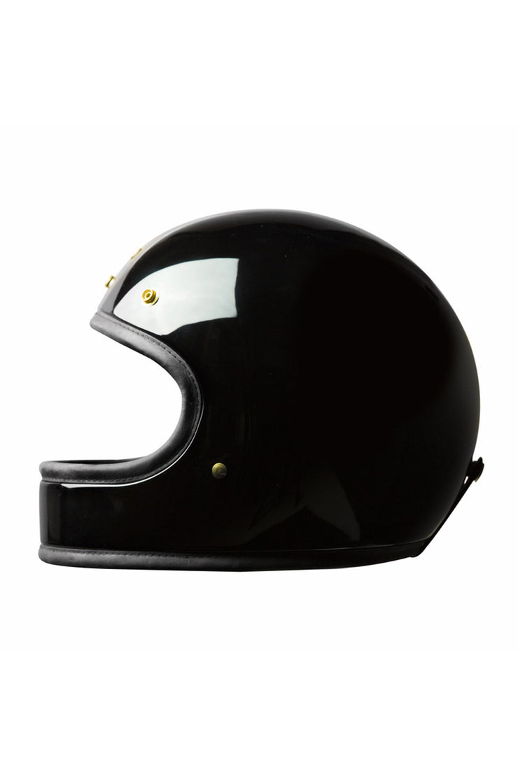 Buy the heroine classic helmet signature black online at Moto Est. Australia