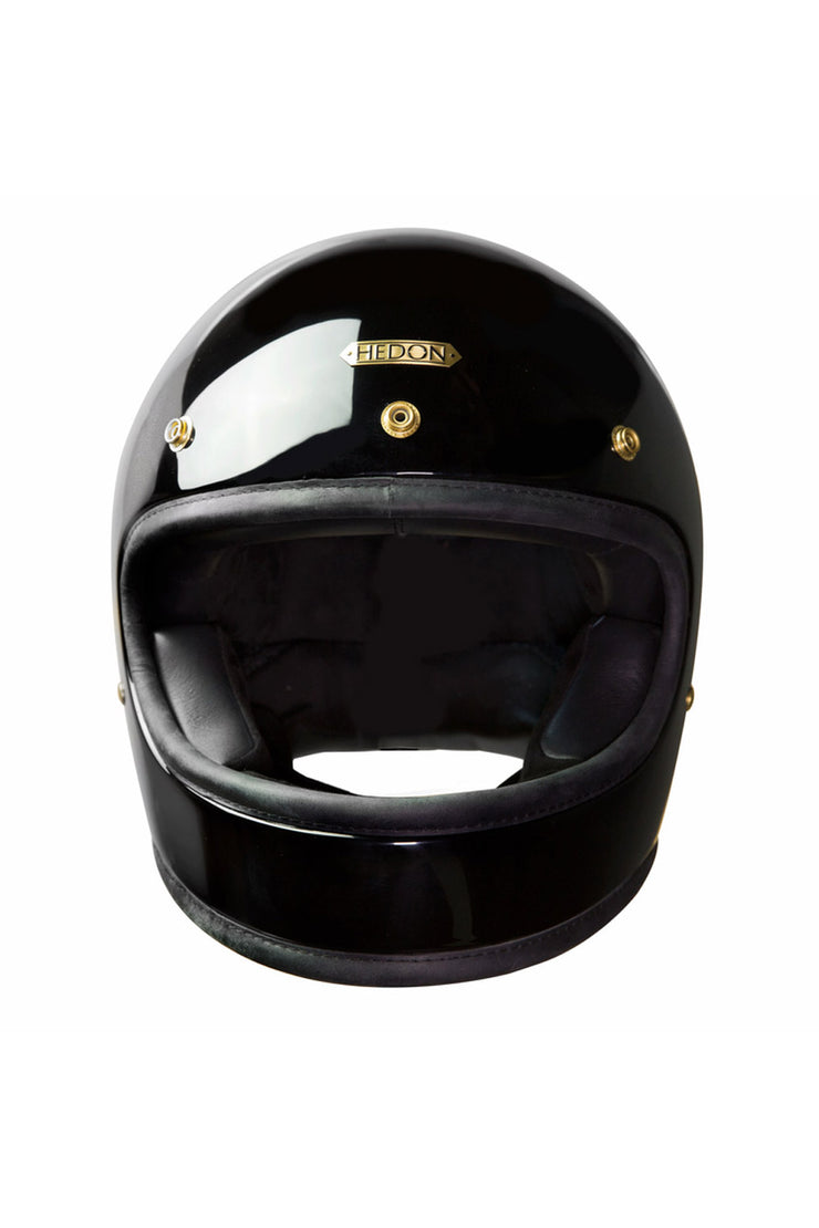 Buy the heroine classic helmet signature black online at Moto Est. Australia 3