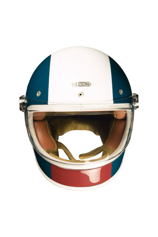 Buy the hedon heroine racer motorcycle helmet 60s online at Moto Est. Australia 3