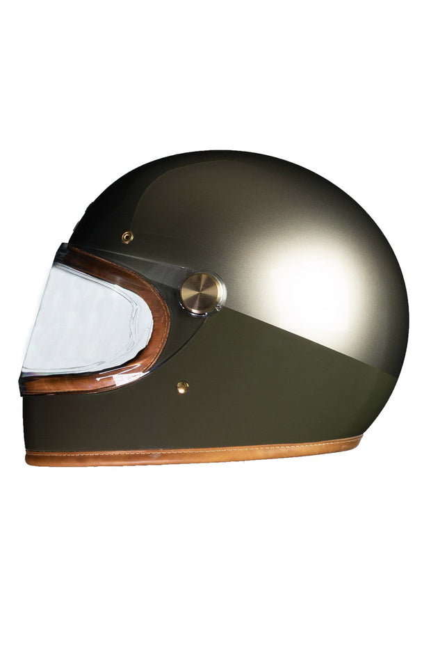 Buy the hedon heroine racer motorcycle helmet gentleman online at Moto Est. Australia