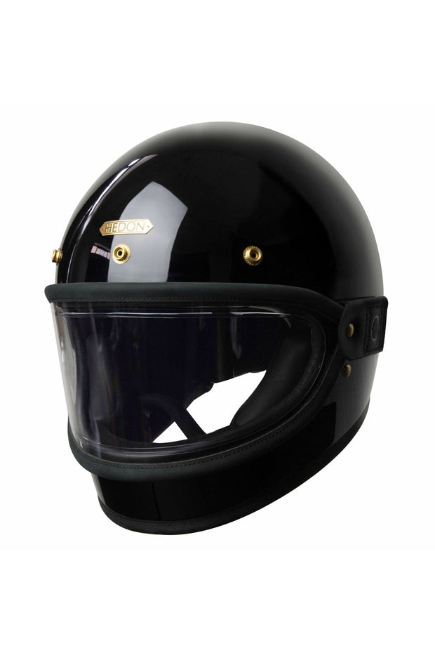 Buy the heroine classic visor black goggle online at Moto Est. Australia