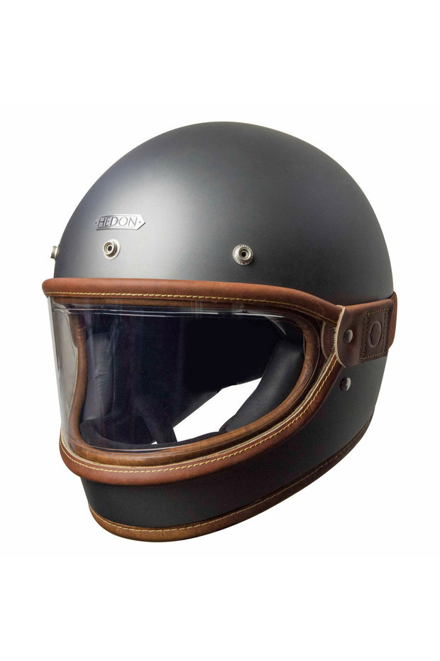 Buy the heroine classic visor brown goggle online at Moto Est. Australia