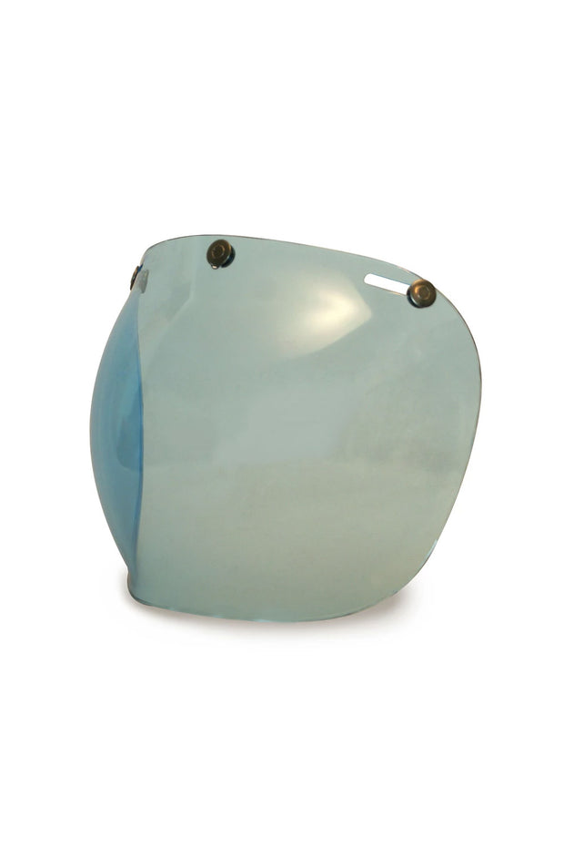 Buy the hedonist bubble visor blue online at Moto Est. Australia 4