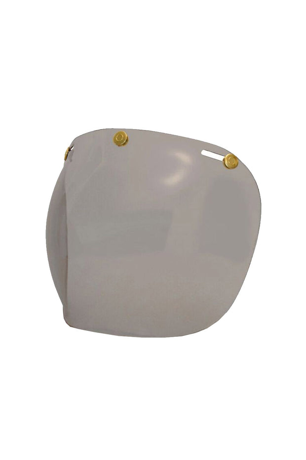 Buy the hedonist bubble visor light smoke online at Moto Est. Australia 3