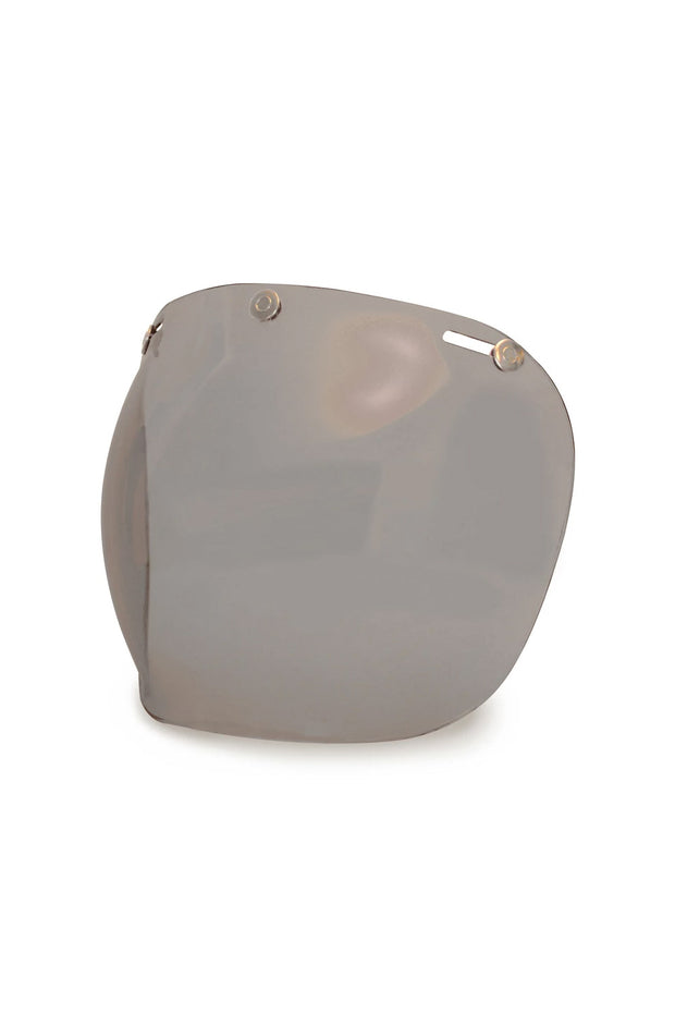 Buy the hedonist bubble visor light smoke online at Moto Est. Australia 5