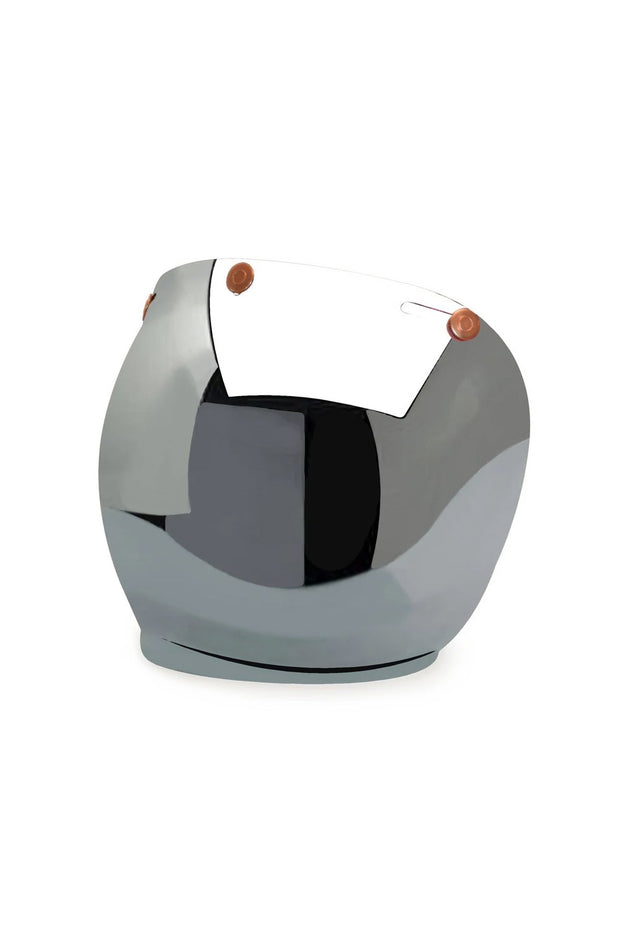 Buy the hedonist bubble visor mirror online at Moto Est. Australia 4