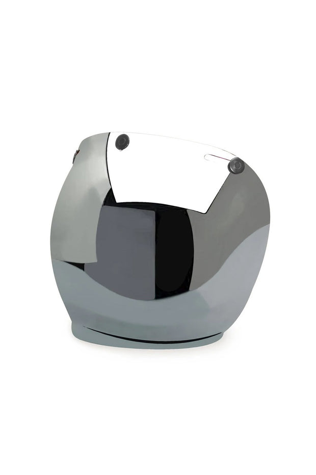 HEDON Bubble Visor in Mirror online at Moto Est. Australia