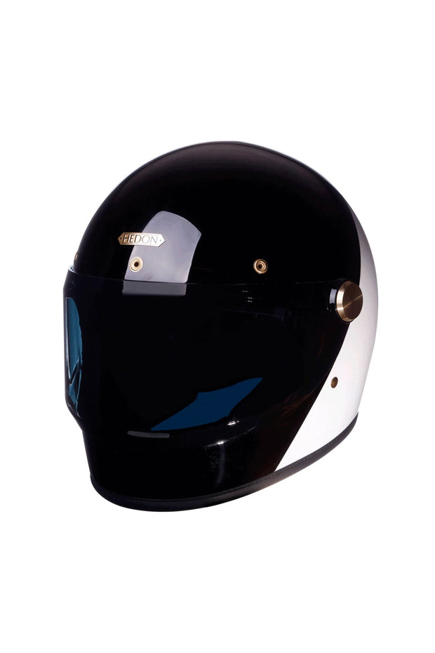 Buy the heroine racer helmet deep smoke visor pre order online at Moto Est. Australia 3